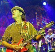 Carlos Santana