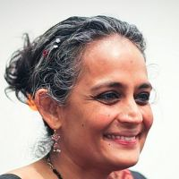 Arundhati Roy on Corporatism, Nationalism and World's Largest Vote