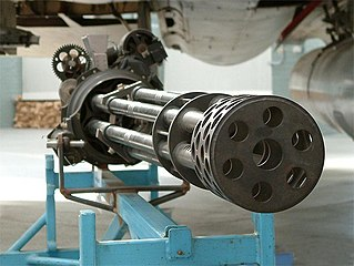 Vulcan Cannon