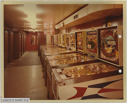 Wonderland Arcade, 1200 Grand Ave. Kansas City, Missouri - NARA - 283782