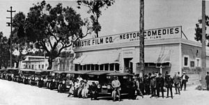 English: Nestor Studios, the first film studio...