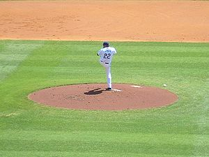 Pitcher Matt Garza of the Tampa Bay Rays durin...