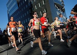 Berlin Marathon 2007