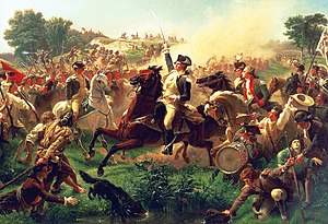 Battle of Monmouth   Wikipedia Battle of Monmouth