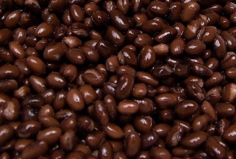 are black beans paleo