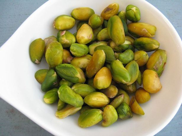 are pistachios paleo