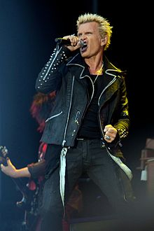 images for billy idol