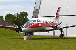 BAE Systems Jetstream