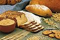Brot und Brotzutaten