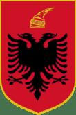 Brasão de Armas da Albânia