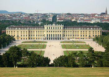 Austria, Vienna, Schönbrunn Palace ???????: ??...
