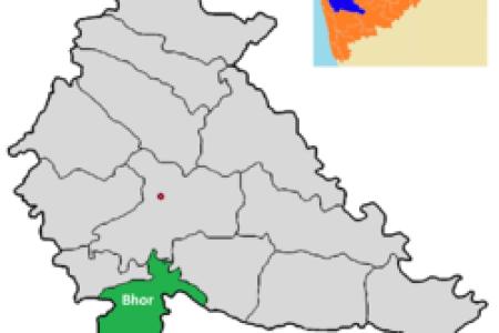 bhor tehsil wikipedia