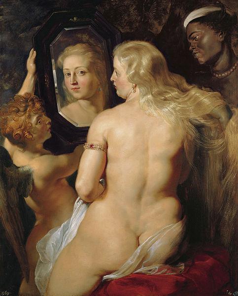 Rubens Venus at a Mirror