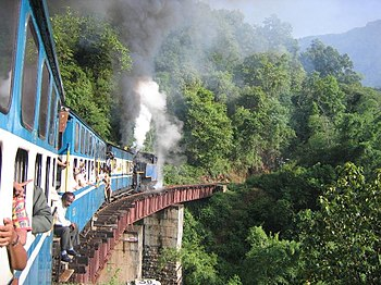 English: Nilgiri Mountain Train