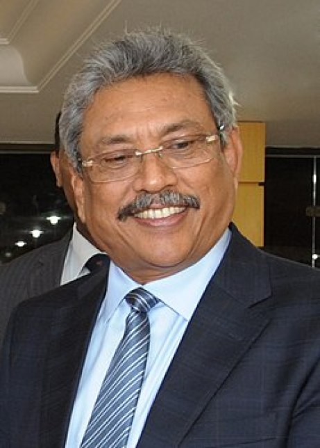 Image result for gota Rajpaksa