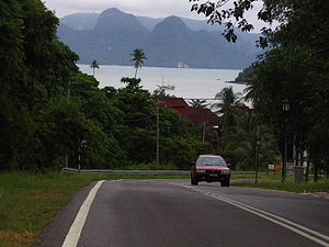 Langkawi Island pekan kuah,Kedah, Malaysia