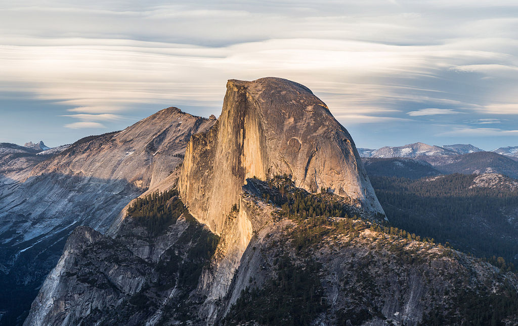 Half Dome from Glacier Point, Yosemite NP - Diliff