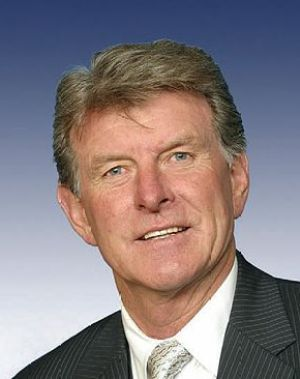 {{w|Butch Otter}}, Governor of Idaho.