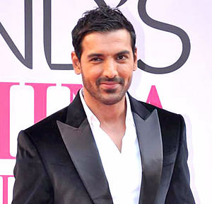 John Abraham in March 2013
