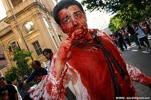 English: Zombie Walk POA 2007