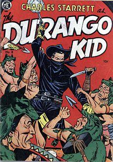 Poster do filme Durango Kid - Invasão Sangrenta