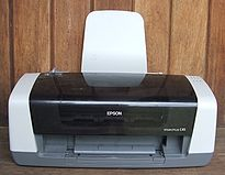 205px Epson inkjet printer Digital Literacy, Part 6: Perangkat Keluaran