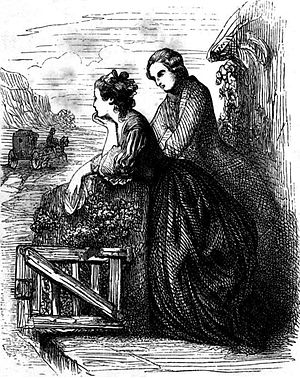 Illustration of Julie, or the New Heloise by J...