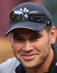 English: Johnny Damon
