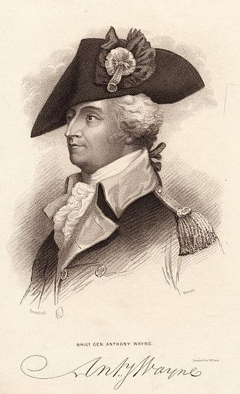 Anthony Wayne (1745–1796), American general