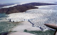 Torssukatak Fjord, Diskobay, West Greenland. S...