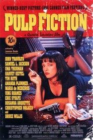 Εξώφυλλο Pulp Fiction
