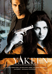 Poster do filme Yakeen