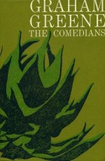 the comedians reading is for people who are afraid to eat brains papa doc graham greene francois duvalier