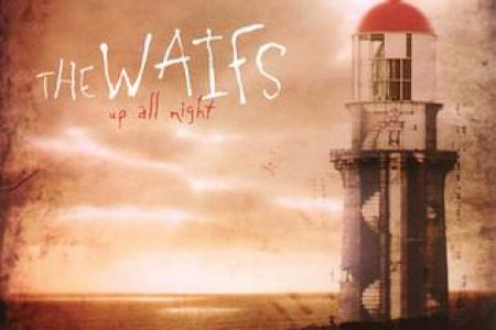up all night (the waifs album) coverart
