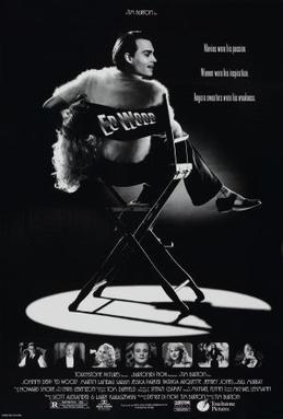 Poster do filme Ed Wood