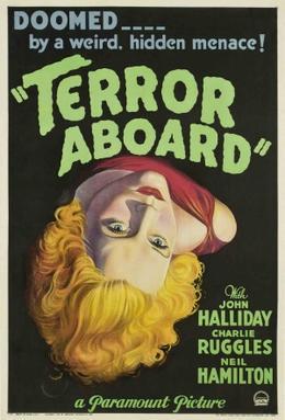 Poster do filme Terror Aboard