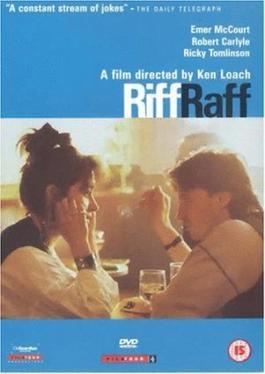 Poster do filme R.I.F.