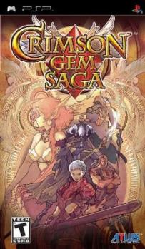 Crimson Gem Saga PSP Game Review