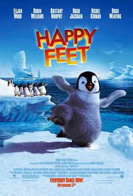 Poster do filme Happy Feet: O Pingüim