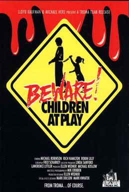 Poster do filme Beware: Children at Play