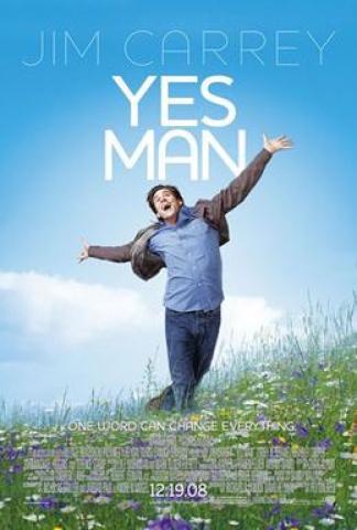 Download Yes Man (2008) BRRip 420p 300MB Dual Audio ESubs