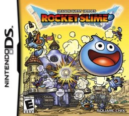 Dragon Quest Heroes: Rocket Slime for Nintendo DS.