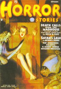 Horror Stories magazine