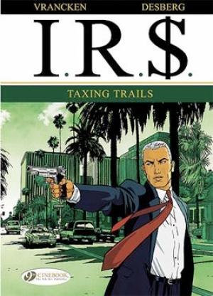 IRS comic vol1