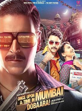 Download Once Upon a Time in Mumbai Dobaara (2013) 400MB BRRip 480P