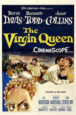 Poster do filme Virgin Queen