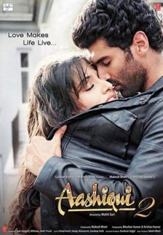 Download Aashiqui 2 (2013) Hindi Movie 375MB BRRip 480P ESubs