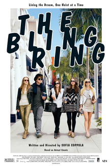 The Bling Ring poster The Bling Ring Official Trailer 2013 Emma Watson Movie [HD]