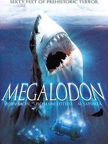megalodon Torrent - Dublado (2004)