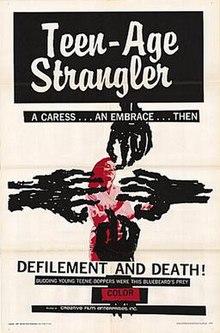 Poster do filme I Was a Teenage Strangler